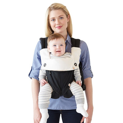 Ergobaby 360 Carrier Teething Bib - Natural