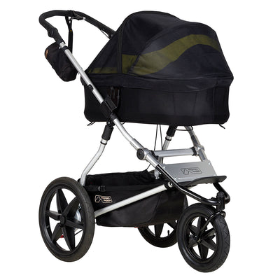 Mountain Buggy Urban Jungle, Terrain, Plus One Carry Cot Plus Sun Cover New 2015