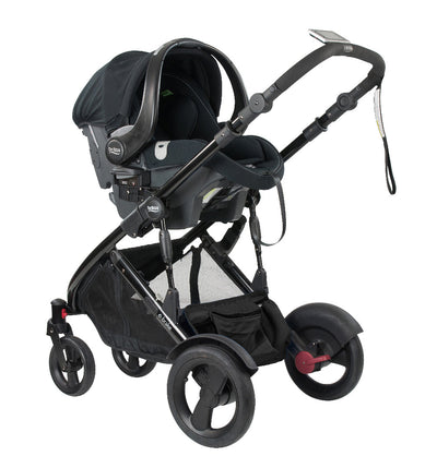 Britax Unity Infant Carrier - Isofix Black