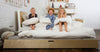 Oeuf Sparrow Trundle Bed - Birch
