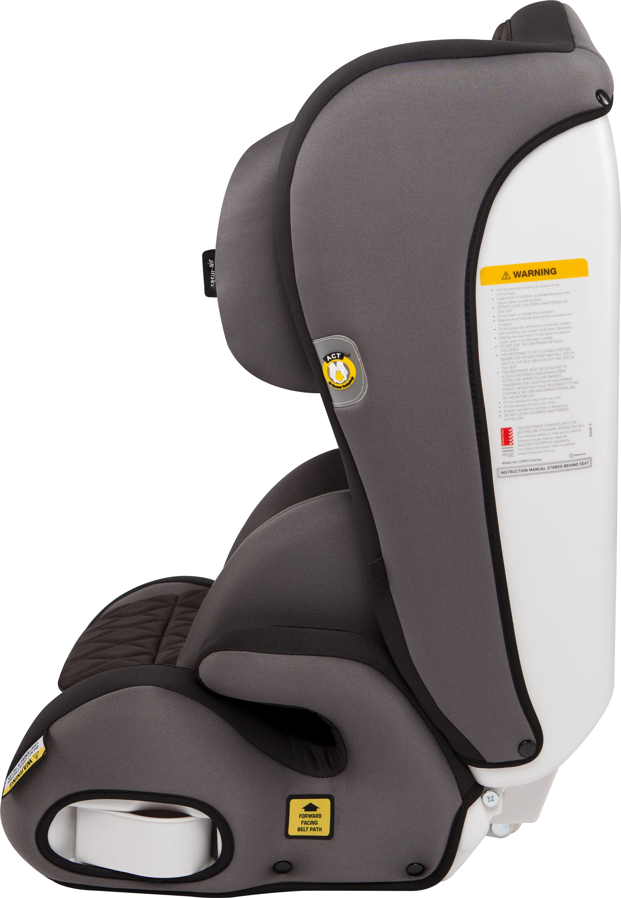 Infa Secure Car Seat  Months To  Years