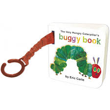Very Hungry Caterpillar: Buggy Book