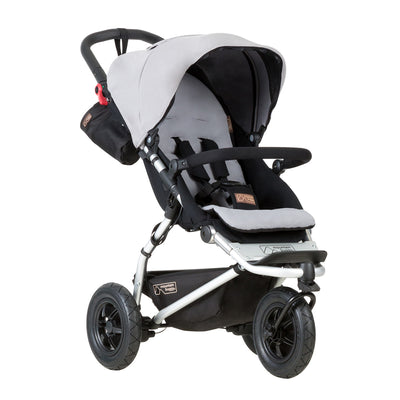Mountain Buggy Swift V3.1 + Carry Cot Plus Package