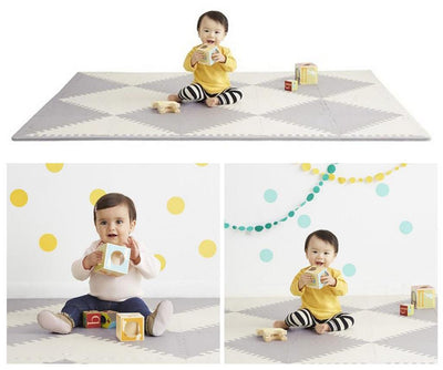 Skip Hop Play Spot Foam Tile - Geo