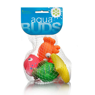 Star and Rose Aquabuds Bath Squirters