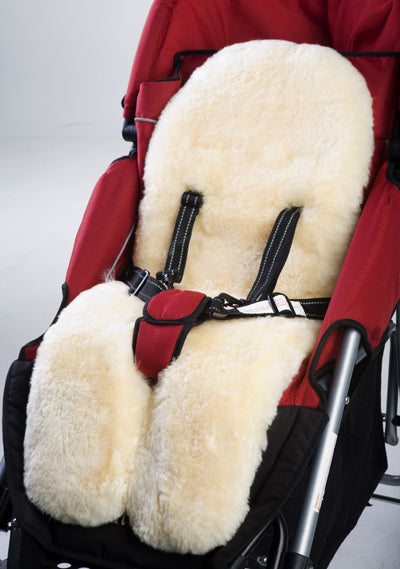 Cozy Traveller Sheepskin Pram Liner
