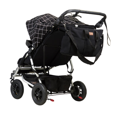 Mountain Buggy Double Satchel Nappy Bag