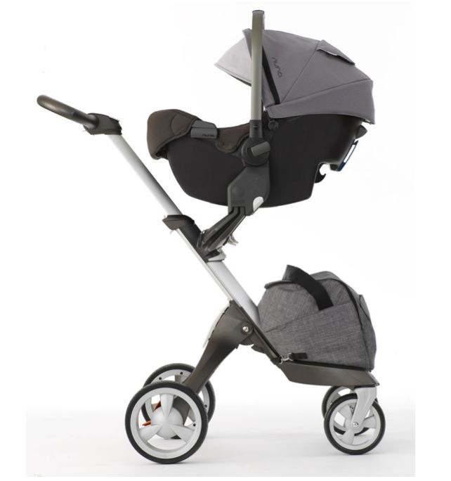 Maxi-Cosi Stokke Xplory /& Scoot Car Seat Adaptor