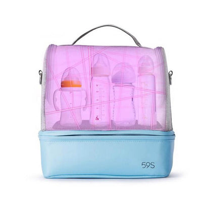 59S UV LED Sterilisation Mummy Bag