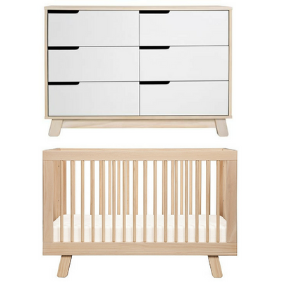 Babyletto Hudson 6 Drawer Package - Pre-Order Jan2018