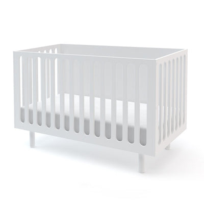 Oeuf Fawn Bassinet/Cot - White