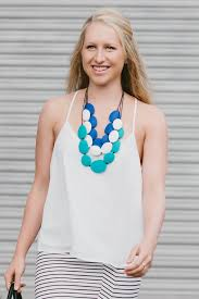 Jellystone Designs Silicone Caru Necklace