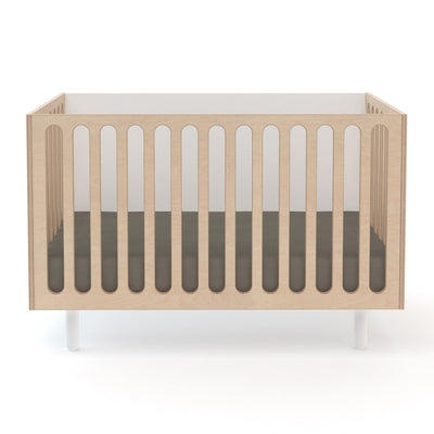 Oeuf Fawn Bassinet/Cot - Birch