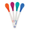 Munchkin White Hot Safety Spoons 4 pk