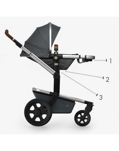 Joolz Day2 Earth Stroller w/ Carry Cot
