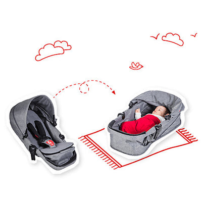 Phil and Teds Voyager Buggy Double Kit