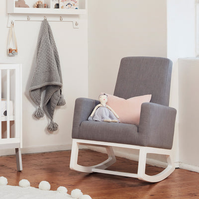 Bebe Care Beaux Rocking Chair - Stone Wash