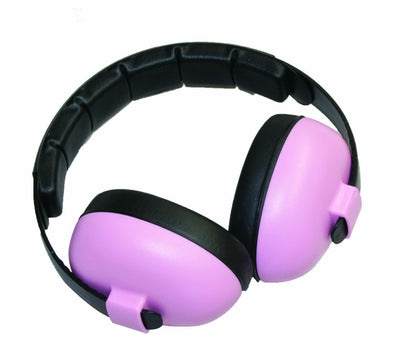 Banz Baby Earmuffs 3m + - Assorted Colours