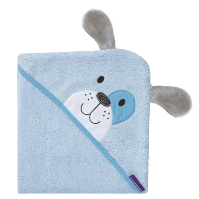 ClevaMama Bamboo Apron Baby Hooded Bath Towel