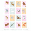 Lolli Living Play Mat - Forest Friends
