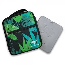 Fridge to Go Medium Lunch Box - Jungle