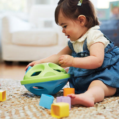 Green Toys Shape Sorter