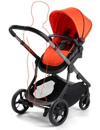 iCandy Orange Complete Stroller
