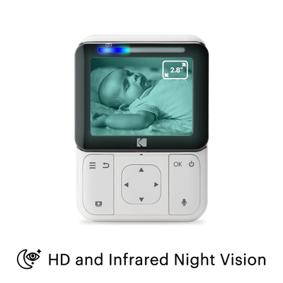Kodak Cherish C220 Smart Baby Video Monitor