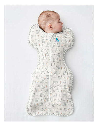 Love to Dream Swaddle Up Original 1 Tog - Bunny (Limited Edition)