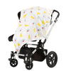 Musluv UV50+ Muslin Baby Sun Cover - Fly Away Birdie
