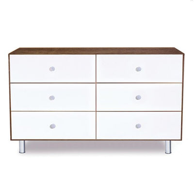 Oeuf Merlin 6 Drawer Chest - Classic Base