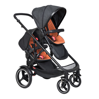 Phil and Teds Voyager Buggy 19 + Double Kit
