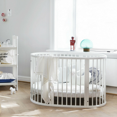 Stokke Sleepi Mini and Cot Extension Package