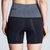Supacore Post-Natal Compression and Recovery Shorts - Black/ Grey Waist (Special Order)