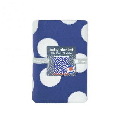 Weegoamigo Journee Knit Blanket - Marty