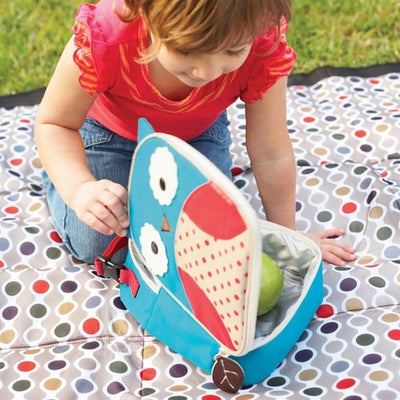 Skip Hop Lunchie Insulated Lunch Bag - Owl
