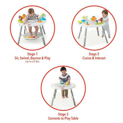 Skip Hop Explore and More 3-Stage Activity Center