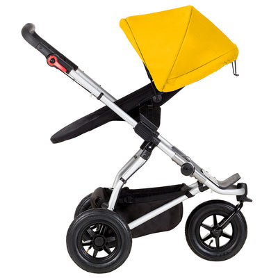 Mountain Buggy Swift / Mini  Carry Cot Plus - Berry