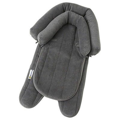 Playette 2 in 1 Head Support Charcoal / Charcoal