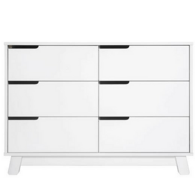 Babyletto Hudson 6 Drawer Dresser - White Pre-Order Jan2018!!!