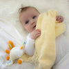 Bubba Blue Security Blanket - Lemon Giraffe