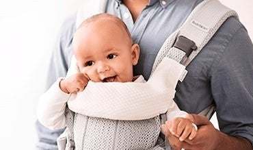 BabyBjorn One Carrier Teething Bib