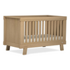 Boori Lucia Convertible Plus Cot + Mattress ALMOND ONLY LIMITED STOCK SELLING FAST