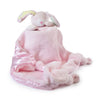 Bubba Blue Security Blanket - Pink Bunny