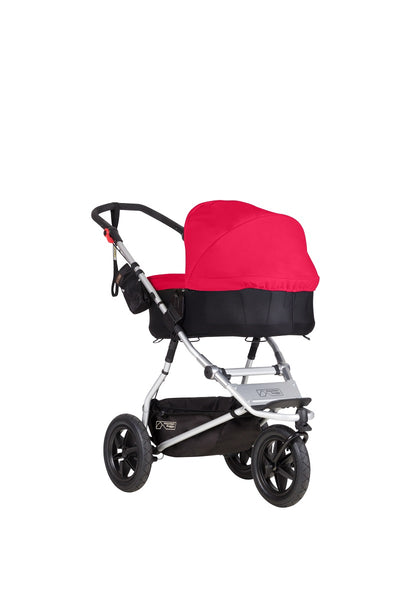Mountain Buggy Swift / Mini  Carry Cot Plus - Black