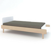 Oeuf River Single Bed - Birch/white Pre Order November