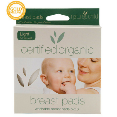 Nature's Child Breast Pads Light And Discreet