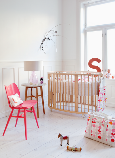 Stokke Sleepi Cot w/ Mattress