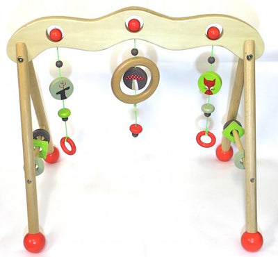 Discoveroo Baby Play Gym - Woodland Adventure