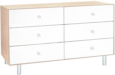 Oeuf Merlin 6 Drawer Chest Classic Base With Free Leander Matty